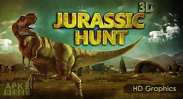 Jurassic hunt 3d