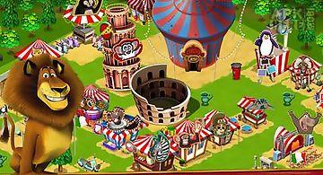 Madagascar -- join the circus!