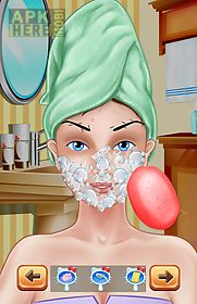 makeup and spa salon for girls