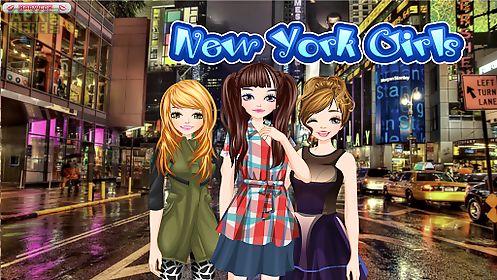 new york girls - free