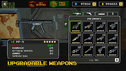 pixel z gunner-dead or survive