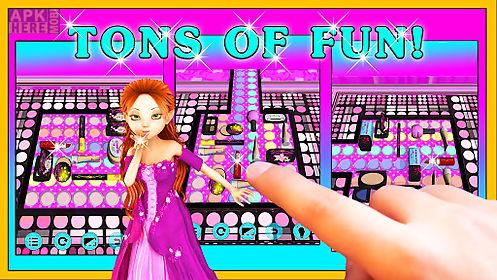 princess make up 2: salon game