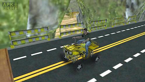 quad bike racing offroad