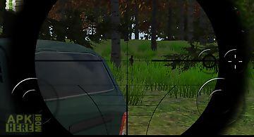 Russian hunting 4x4