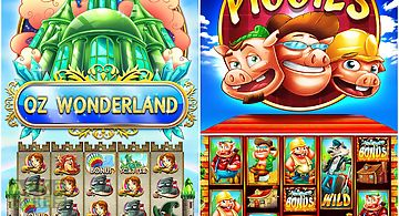 Slots - oz wonderland