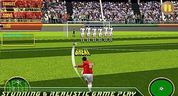 Soccer ⚽ penalty kicks 2016