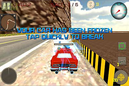 super armored car race 3d
