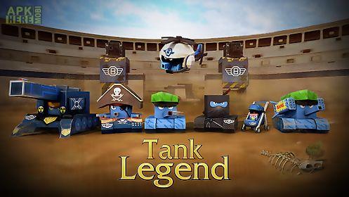 tank legend(legend of tanks)