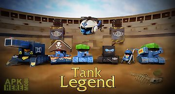 Tank legend(legend of tanks)