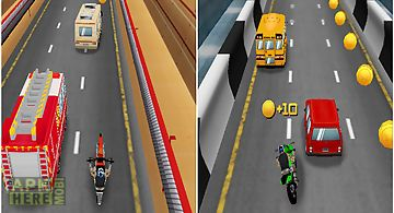 Top moto racing 3d