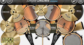 Simple drums deluxe - drum set