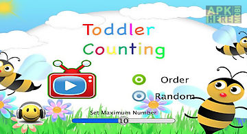 Toddler counting free