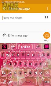 butterfly glow keyboard