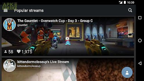 stream.me - live streams