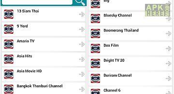Tv sat info thailand