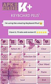 butterfly keyboard theme