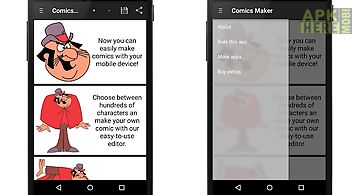 Comic maker for android