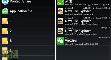 File manager bump apk install