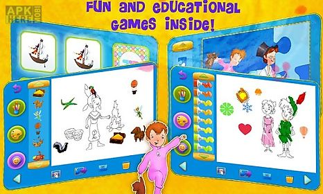 peter pan kids storybook