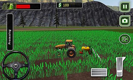 tractor farmer simulator 2016