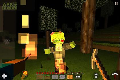 cube craft 2 : survivor mode
