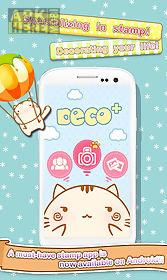 cute face&words box themedeco+