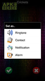 Funny sms tones for Android free download at Apk Here store