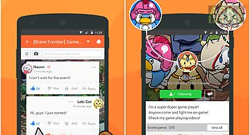 Lobi / free game, group chat