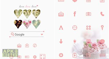 Love love dodol theme