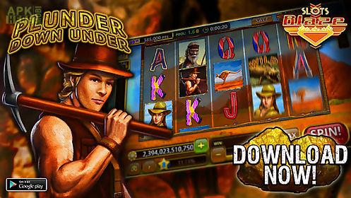 slots blaze - slot machines!