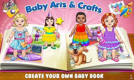baby arts & crafts