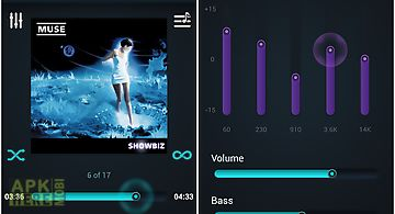 Cityglo music player trial