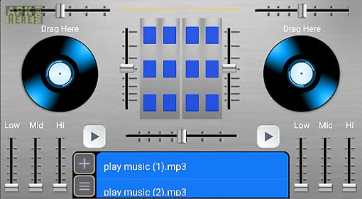 Real dj set for Android free download at Apk Here store - Apktidy com