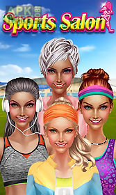 sports girls spa: beauty salon