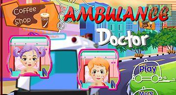 Ambulance baby doctor