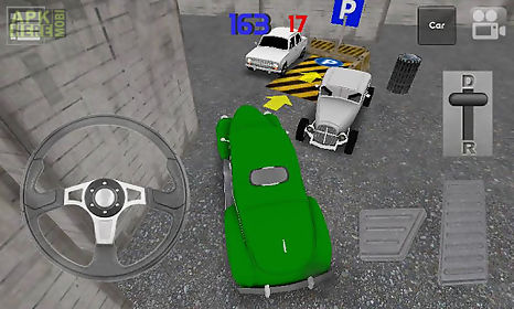 Classic car parking 3d light for Android free download at Apk Here