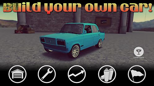 Drifting lada car drift racing for Android free download at