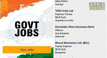 Govt jobs sarkari naukri - fw