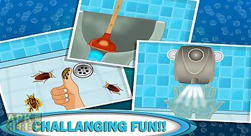 Toilet mini games - time pass