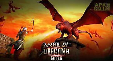 War of dragons 2016