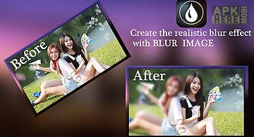 Blur camera