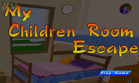 children room escape