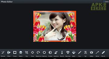 Flower frames part 6