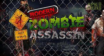 Modern zombie assassin 2015