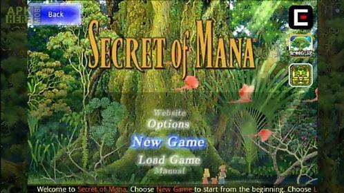 secret of mana safe
