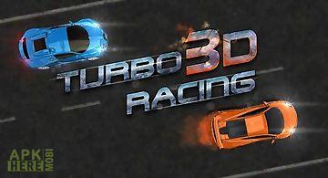 Turbo racing 3d: nitro traffic c..