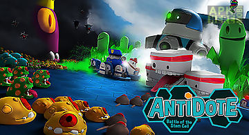 Antidote: battle of the stem cel..