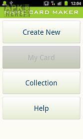 name card maker