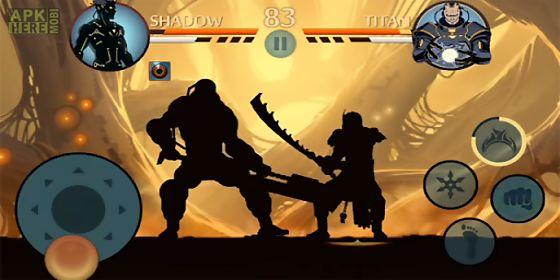 shadow fight 2 titan mod apk android 1