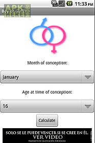Boy or girl? for Android free download at Apk Here store - Apktidy com